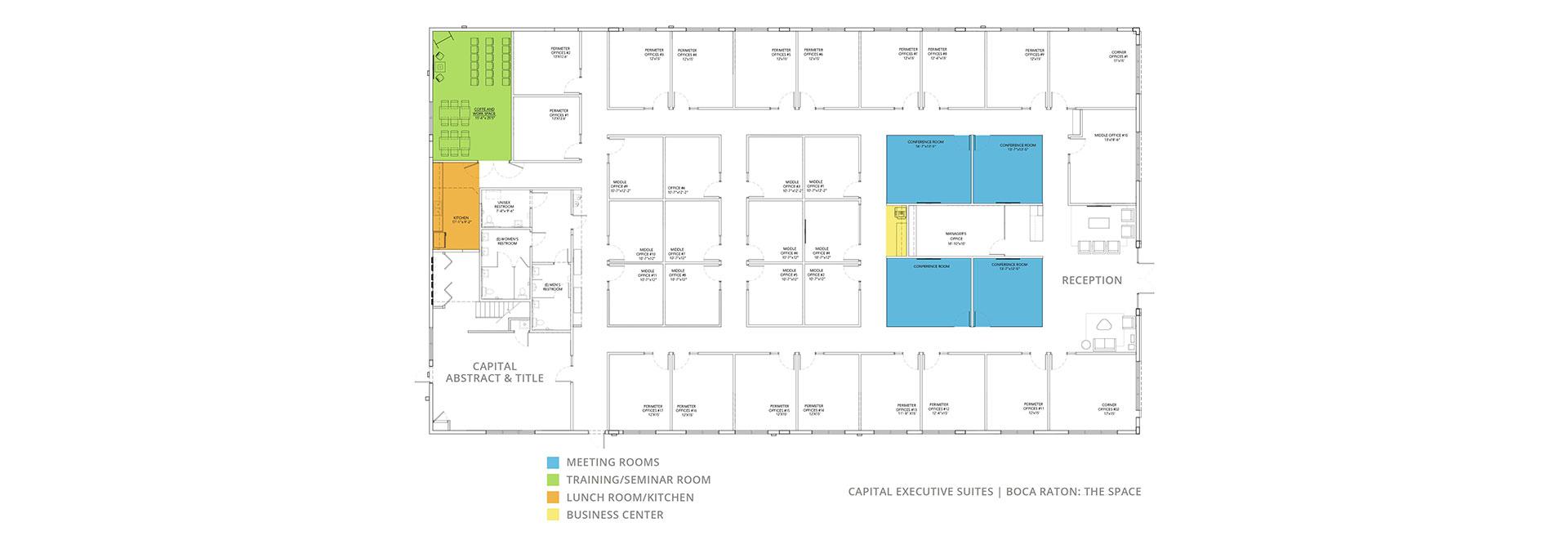 Boca Raton Floor Plan